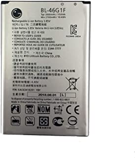 for MetroPCS LG K20 Plus MP260 Replacement Battery BL-46G1F
