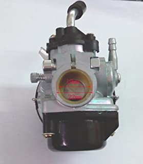 HIFROM(TM High Performance Engine Carburetor Carb for Motorized Bicycle 2-Stroke 49cc 60cc 66cc 80cc