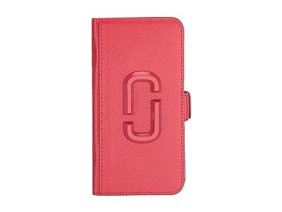 Marc Jacobs iPhone XR Case (Geranium) Cell Phone Case