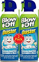 Blow Off Air Duster (2) 10z Cans