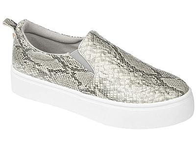 Journee Collection Comfort Foamtm Patrice Platform Sneaker (Snake) Women