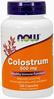 Now Foods, Colostrum, 500mg x120Vcaps