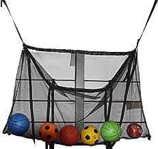 Rubeyul Hangende opbergtas voor het zwembad, strand-opbergtas, extra groot zandspel, nettas, voor het zwembad, 140 x 89 cm