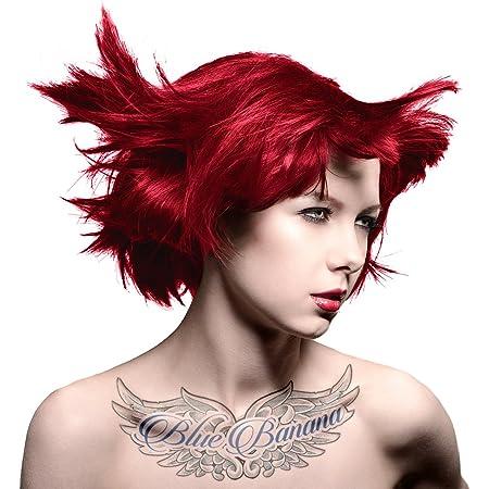 Tinte para cabello infra roja de Manic Panic