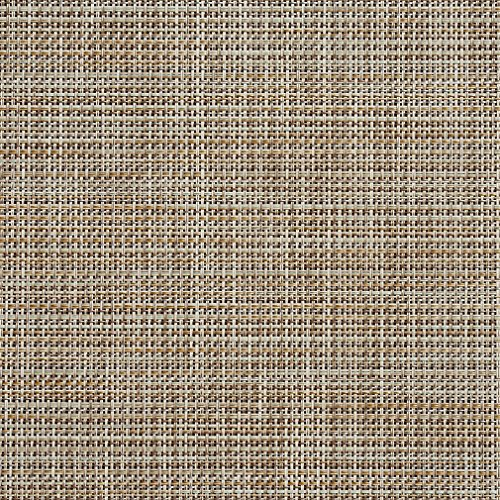 SL003 Beige Woven Sling Vinyl Mesh Outdoor Furniture Fabric by The Yard