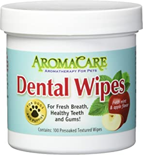 PPP Pet Aroma Care 100 Count Dental Wipes