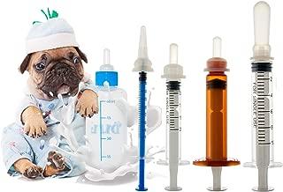 Pet Feeding Bottle. Pet Syringe. Pet Puppy Bottles. Dog and cat Feeding Bottle and Wild Animal Silicone Nipples (Feeding Tool)