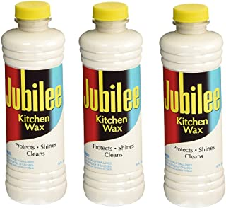 Malco Products, Jubilee Kitchen Wax, 15 fl oz. Sold as 3 Pack