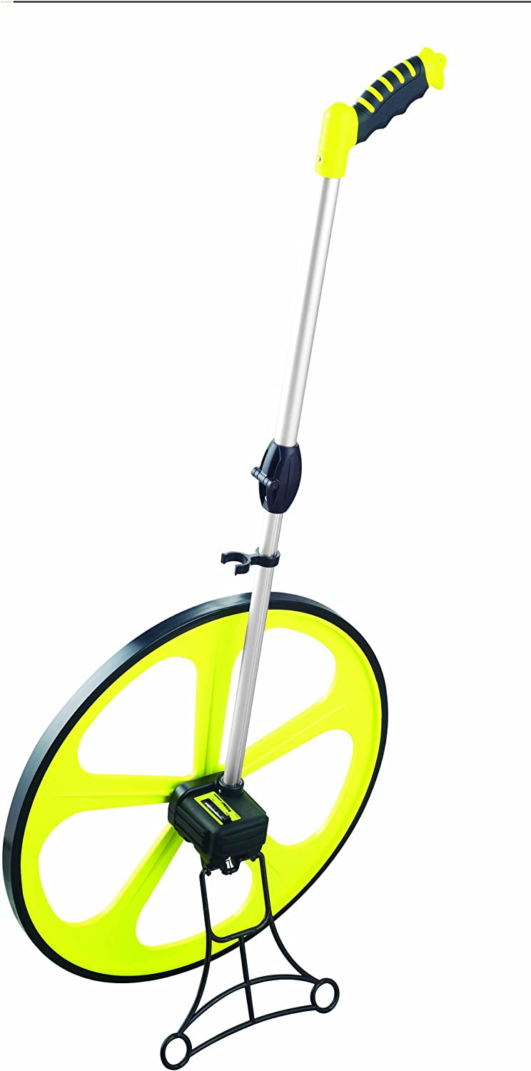 Komelon MK60M 19-Inch Measuring Meters Hi-Viz All stores are sold Wheel Complete Free Shipping DM