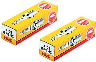 2 NGK   BR7HS   Zündkerze   4122