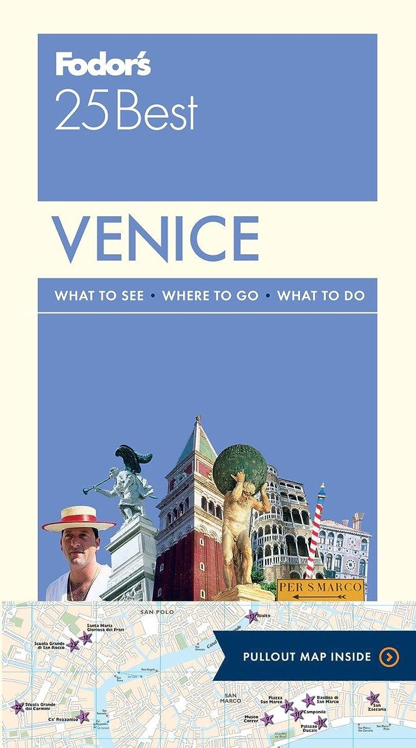 Fodor's Venice 25 Best (Full-color Travel Guide)