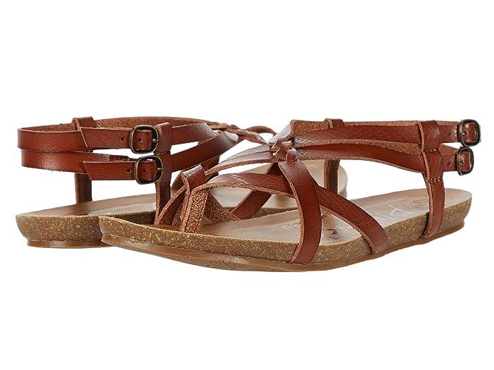 Blowfish  Gineh (Scotch Exotic Die Cut) Womens Sandals