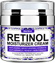 Wumal Retinol Moisturizer Cream for Face - Night Wrinkle Cream with Hyaluronic Acid and 3% Retinol Complex for Women & Men