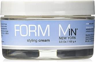 MiN New York Form Styling Cream - 3.5 Ounces