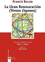 La Gran Restauración (Novum Organum) (Clásicos - Clásicos