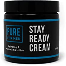 Crema Stay Ready | Pure for Men Stay Ready Collection