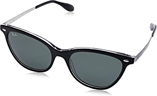Women's RB4360 Cat Eye Sunglasses, Top