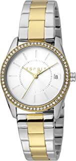 ESPRIT Women's Robinson Fashion Quartz Watch - ES1L195M0115