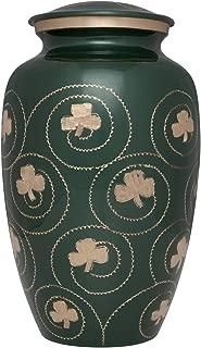shamrock cremation urns