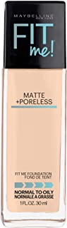 Best fit me matte and poreless foundation Reviews