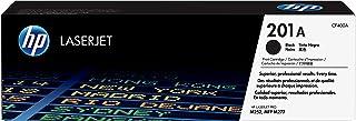 HP CF400A Original LaserJet Toner Cartridge, 201A Black