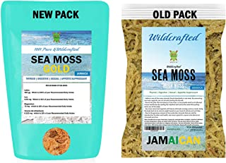 Sponsored Ad - DualSpices Irish Sea Moss Gold, 16 Oz, 100% Wildcrafted Wild Sea Harvested NO Chemicals Or Preservatives, H...