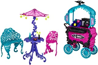 Monster High Travel Scaris Café Cart