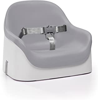 OXO Tot Nest Booster Seat with Straps, Grey