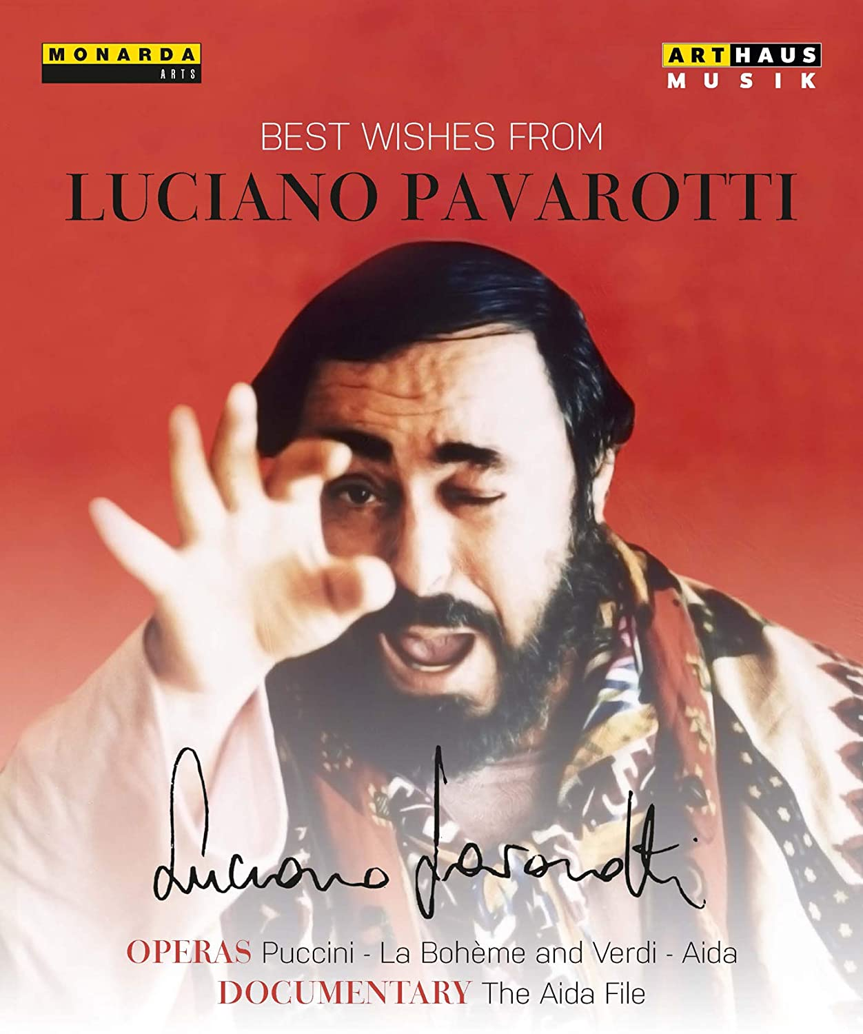 Verdi Giuseppe - Best Max 87% OFF New products, world's highest quality popular! Wishes From Blu-ray Luciano Pavarotti
