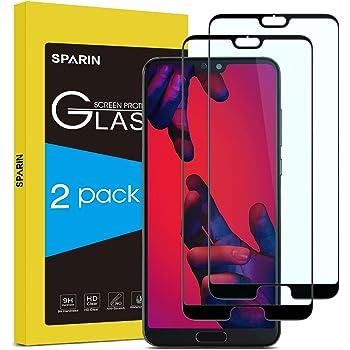 4 Pezzi Anti-graffio Anti-Impronta 9H Durezza Vetro Temperato per Huawei P20 Pro Proteggi Schermo in Pellicola Protettiva per Huawei P20 Pro Conber