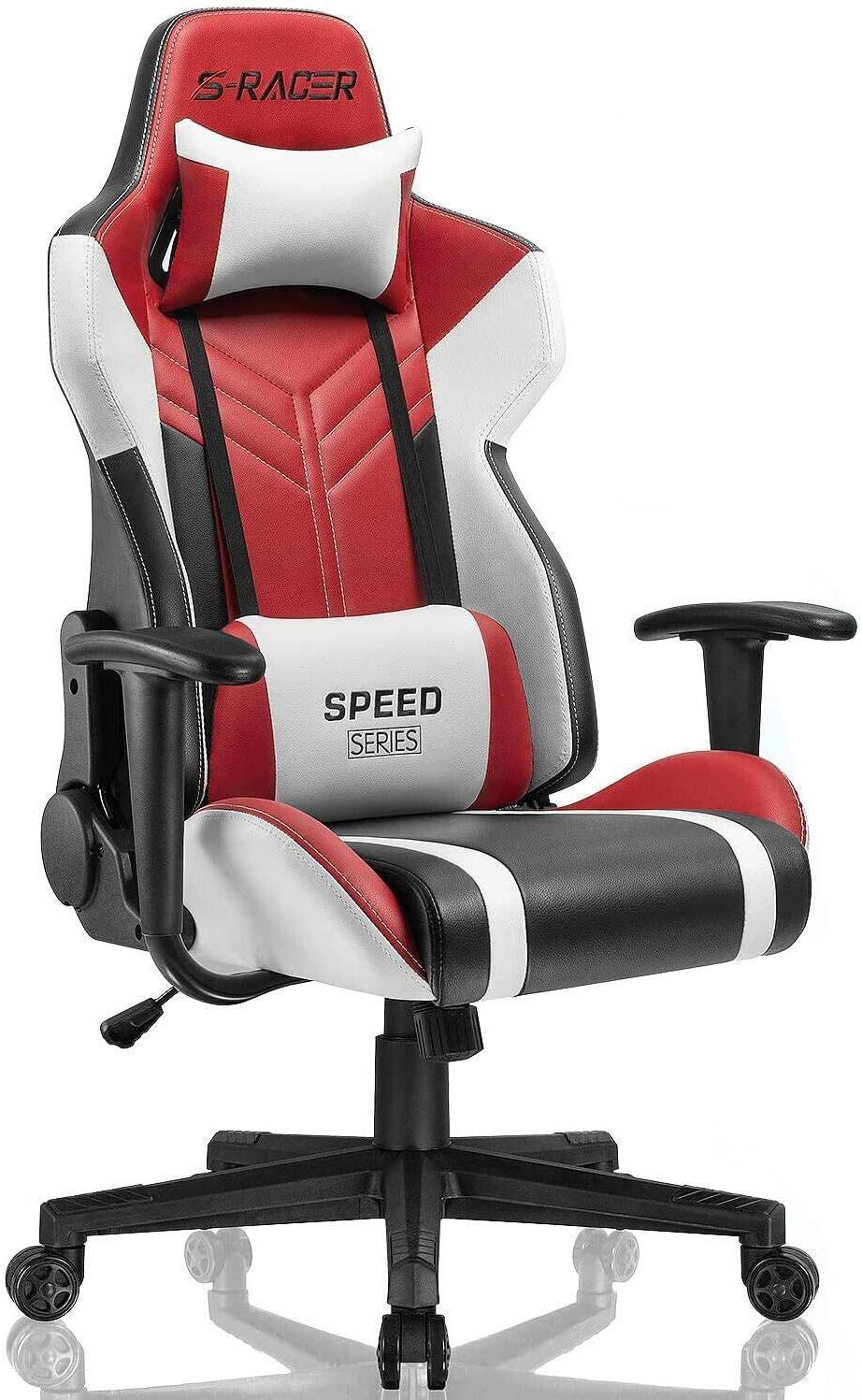 Homall Gaming Chair With Racing Style