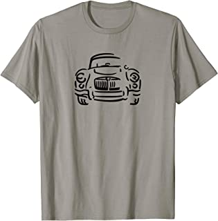 MGA 1600 Mk2 Fixed Head MG British Car Lover T-shirt