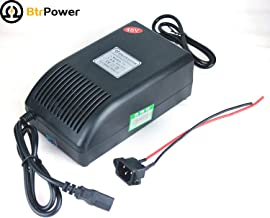 48V Battery Charger Output 58.8V 5A for 48V Ebike Lithium Batteries Pack Fit for 16S LiFePO4 and 14S Li-ion Battery Pack