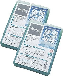 ロゴス(LOGOS) 保冷剤 倍速凍結・氷点下パックM 長時間保冷