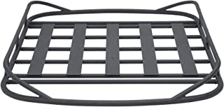 Smittybilt Black 17185 SRC Rugged Rack, Universal Basket Cargo Carrier for Jeeps, SUVs, Trucks, Cars