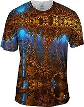 Yizzam- Infinity Future Fractal -Tshirt- Mens Shirt