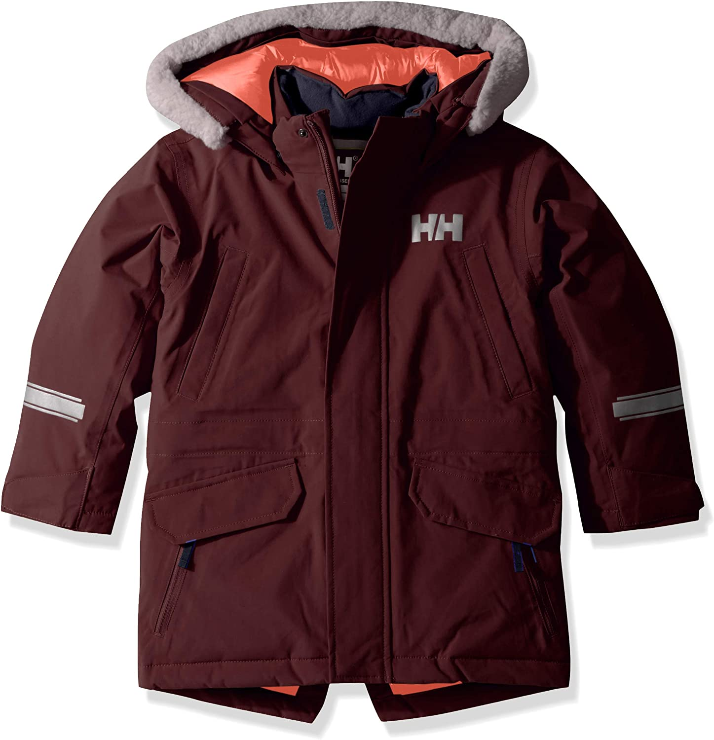 Manufacturer regenerated product Helly-Hansen K Isfjord Max 65% OFF Parka Down Jacket