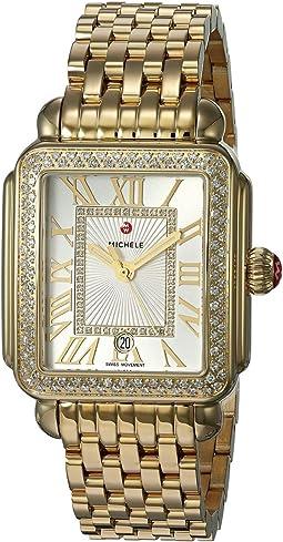 Deco Madison Watch Gold