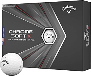 توپ های گلف Callaway Chrome Soft X 2020