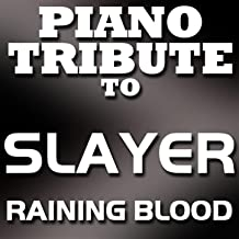 Best raining blood piano Reviews