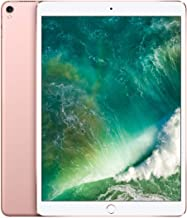 Apple iPad Pro (10.5-inch, Wi-Fi + Cellular, 256GB) - Rose Gold (Previous Model)