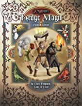 Hedge Magic Revised Edition (Ars Magica Fantasy Roleplaying)
