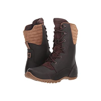 The North Face Purna Luxe (Coffee Bean Brown/Cargo Khaki) Women