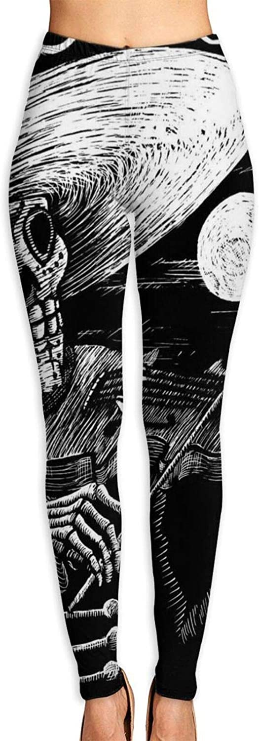 Store Ruto Skull Playing The Violin OFFicial shop Workout Stretchy Sport Lightweight