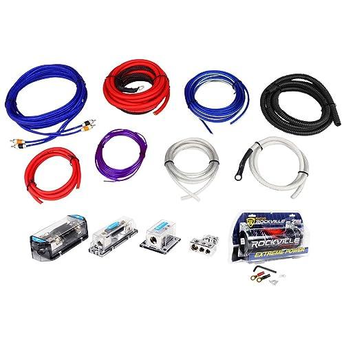 Install Bay Power Pack 1 Farad Capacitor 1600 Watt RMS
