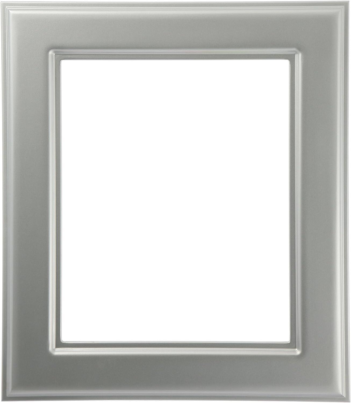 ArtToFrames 18 x 24 Inch Phoenix Mall 796 Rectangle Bright Ranking TOP6 Frame Silver Pictu