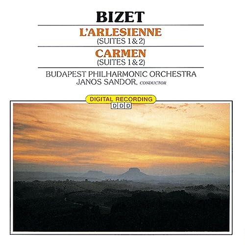 Classical Favorites - Bizet: L'Arlesienne - Carmen