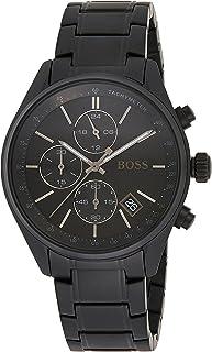 Hugo Boss Men's Chronograph Quartz Watch with Stainless Steel Strap 1513676