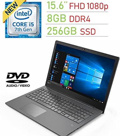 "Lenovo Premium 15.6"" FHD (1920x1080) Display Laptop PC, Intel i5-7200U"