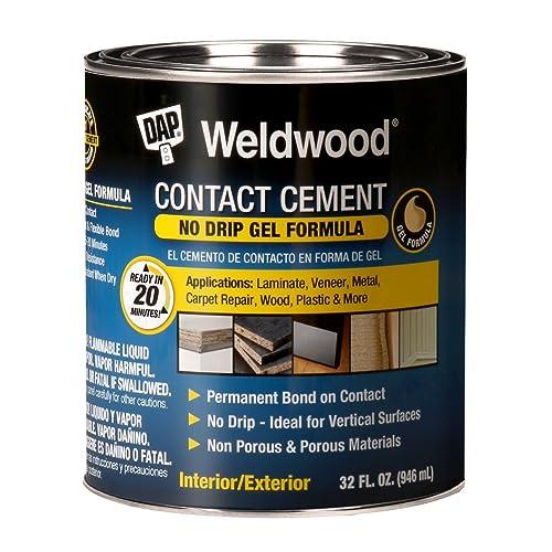 Weldwood Contact Cement: Amazon com